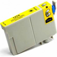 EPSON 127 T127420 COMPATIBLE INKJET YELLOW CARTRIDGE