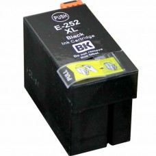 EPSON 252XL T252120XL COMPATIBLE INKJET BLACK CARTRIDGE