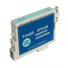 EPSON 48 T048520 COMPATIBLE INKJET LIGHT CYAN CARTRIDGE