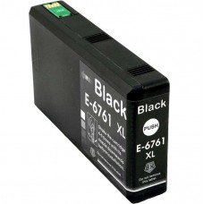 EPSON 676XL T676XL120 COMPATIBLE INKJET BLACK CARTRIDGE
