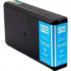 EPSON 676XL T676XL220 COMPATIBLE INKJET CYAN CARTRIDGE