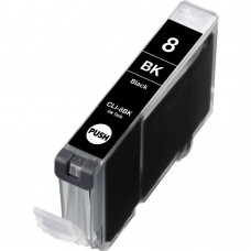 CANON CLI-8BK COMPATIBLE INKJET BLACK CARTRIDGE