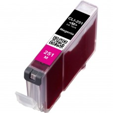 CANON CLI-251XLM COMPATIBLE INKJET MAGENTA CARTRIDGE