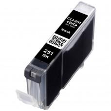 CANON CLI-251XLBK COMPATIBLE INKJET BLACK CARTRIDGE