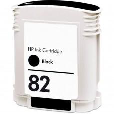 HP82 CH565A COMPATIBLE INKJET BLACK CARTRIDGE