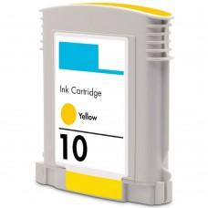 HP10 C4842A COMPATIBLE INKJET YELLOW CARTRIDGE