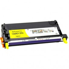 XEROX 106R01394 LASER COMPATIBLE YELLOW TONER CARTRIDGE