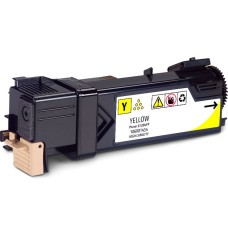 XEROX 106R01454 LASER COMPATIBLE YELLOW TONER CARTRIDGE