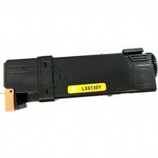 XEROX 106R01280 LASER COMPATIBLE YELLOW TONER CARTRIDGE