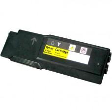 XEROX 106R02227 LASER COMPATIBLE YELLOW TONER CARTRIDGE