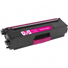 BROTHER TN339M LASER RECYCLED MAGENTA TONER CARTRIDGE