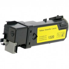 DELL 310-9062 LASER COMPATIBLE YELLOW TONER CARTRIDGE