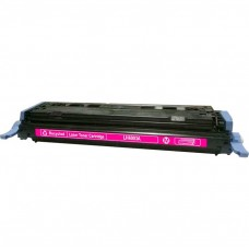 HP124A Q6003A LASER RECYCLED MAGENTA TONER CARTRIDGE