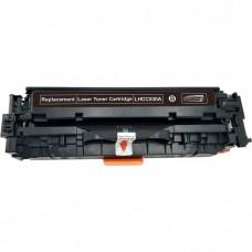HP304A CC530A LASER RECYCLED BLACK TONER CARTRIDGE