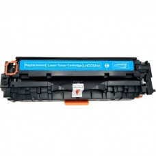 HP304A CC531A LASER RECYCLED CYAN TONER CARTRIDGE