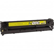 HP128A CE322A LASER RECYCLED YELLOW TONER CARTRIDGE