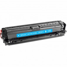 HP650A CE271A LASER RECYCLED CYAN TONER CARTRIDGE