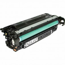 HP507A CE400A LASER RECYCLED BLACK TONER CARTRIDGE