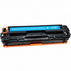 HP131A CF211A LASER RECYCLED CYAN TONER CARTRIDGE