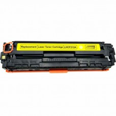 HP131A CF212A LASER RECYCLED YELLOW TONER CARTRIDGE