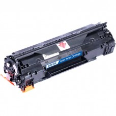 HP36A CB436A LASER RECYCLED BLACK TONER CARTRIDGE
