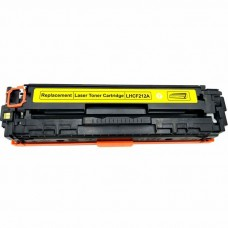 HP131A CF212A LASER COMPATIBLE YELLOW TONER CARTRIDGE