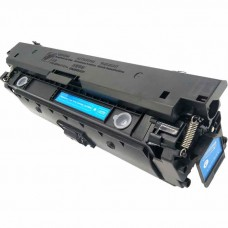 HP508X CF361X LASER COMPATIBLE CYAN TONER CARTRIDGE HIGH YIELD