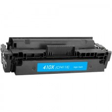 HP410X CF411X LASER RECYCLED CYAN TONER CARTRIDGE