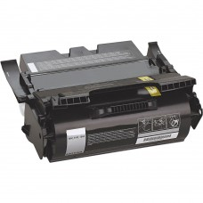 LEXMARK 12A6765 12A6865 LASER RECYCLED BLACK TONER CARTRIDGE