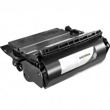 LEXMARK 64015HA 64035HA LASER RECYCLED BLACK TONER CARTRIDGE