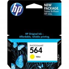 HP564 CB320WC ORIGINAL INKJET YELLOW CARTRIDGE