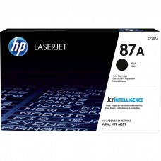 HP87A CF287A LASER ORIGINAL BLACK TONER CARTRIDGE