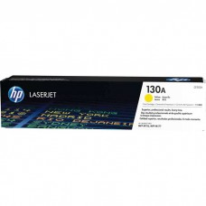 HP130A CF352A LASER ORIGINAL YELLOW TONER CARTRIDGE