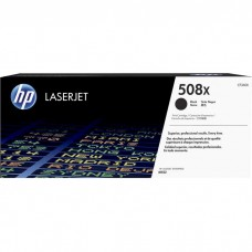 HP508X CF360X LASER ORIGINAL BLACK TONER CARTRIDGE HIGH YIELD