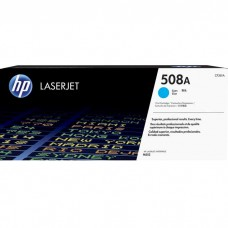 HP508A CF361A LASER ORIGINAL CYAN TONER CARTRIDGE