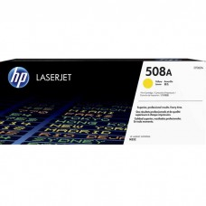 HP508A CF362A LASER ORIGINAL YELLOW TONER CARTRIDGE