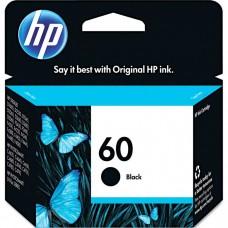 HP60 CC640WN ORIGINAL INKJET BLACK CARTRIDGE