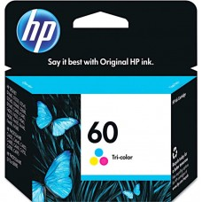 HP60 CC643WN ORIGINAL INKJET COLOR CARTRIDGE