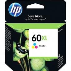 HP60XL CC644WN ORIGINAL INKJET COLOR CARTRIDGE