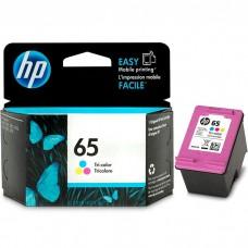 HP65 N9K01AN ORIGINAL INKJET COLOR CARTRIDGE