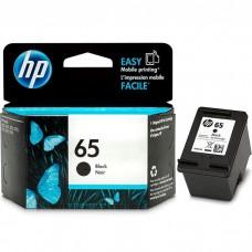 HP65 N9K02AN ORIGINAL INKJET BLACK CARTRIDGE