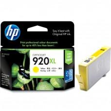 HP920XL CD974AC ORIGINAL INKJET YELLOW CARTRIDGE