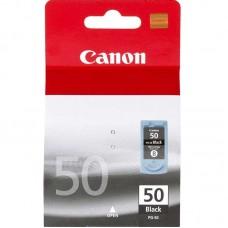 CANON PG-50 ORIGINAL INKJET BLACK CARTRIDGE