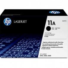 HP11A Q6511A LASER ORIGINAL BLACK TONER CARTRIDGE